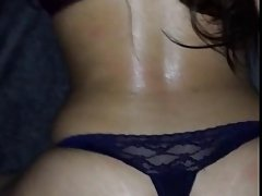 LATINA GIRLFRIEND DOGGY STYLE FUCK