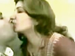 Hot Arab Girl kiss