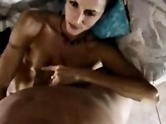 Pair Homemade Clip - Super Hawt Latin Girlfriend